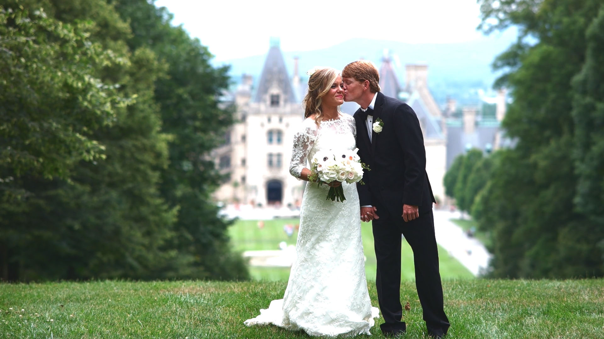 asheville wedding video biltmore estate